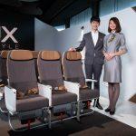 Starlux Seat Design