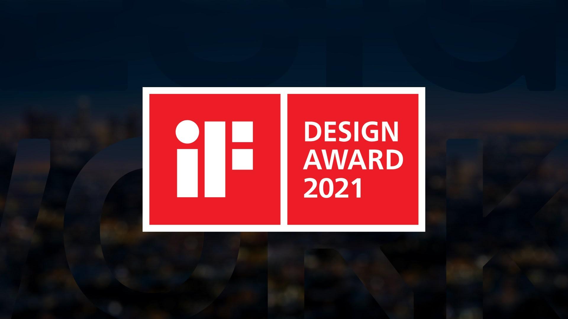 iF Design Award 2021