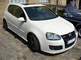 VW Golf 5 V