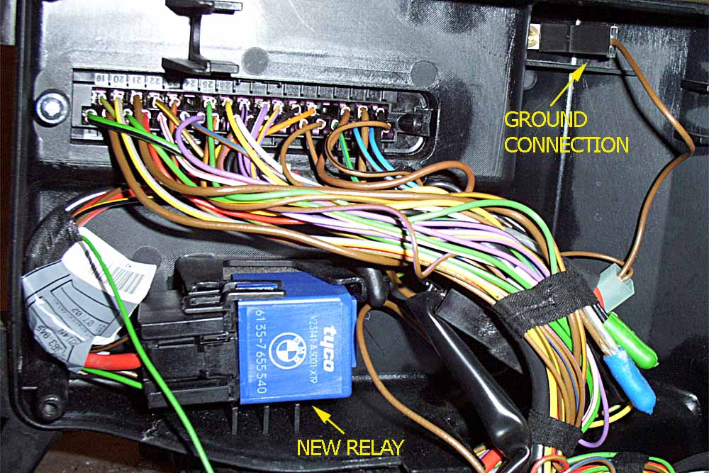 Replace Starter Relay For Lt