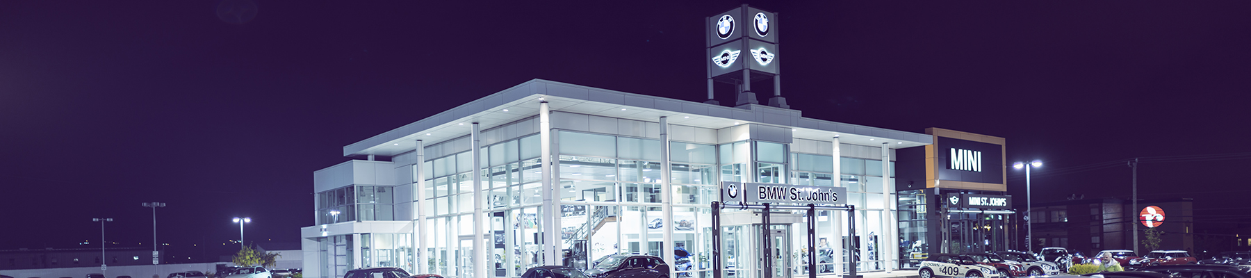 BMW St. John's dealership