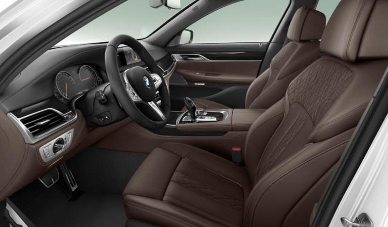 BMW 740d xDrive Limousine full