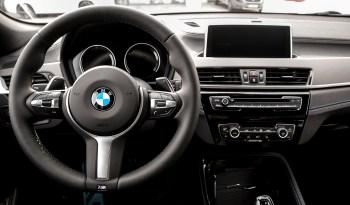 BMW X2 xDrive20d full