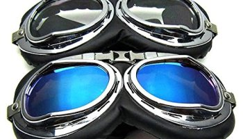 polarized snowboard goggles 0tnw  Vintage Motorcycle Goggles Motorcycle Glasses Motorbike Flying Scooter  Aviator Helmet Pilot Glasses Pilot Ski Dirt Bike