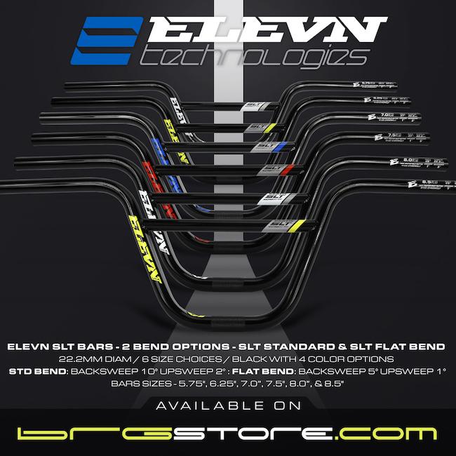 Elevn Alloy BMX Handlebars