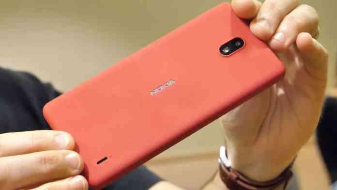 বাজারে কমদামের নতুন স্মার্টফোন নিয়ে এলো Nokia