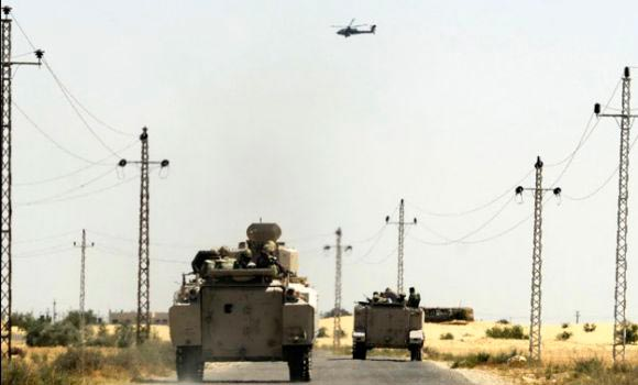 forcas-de-Israel-no-Sinai