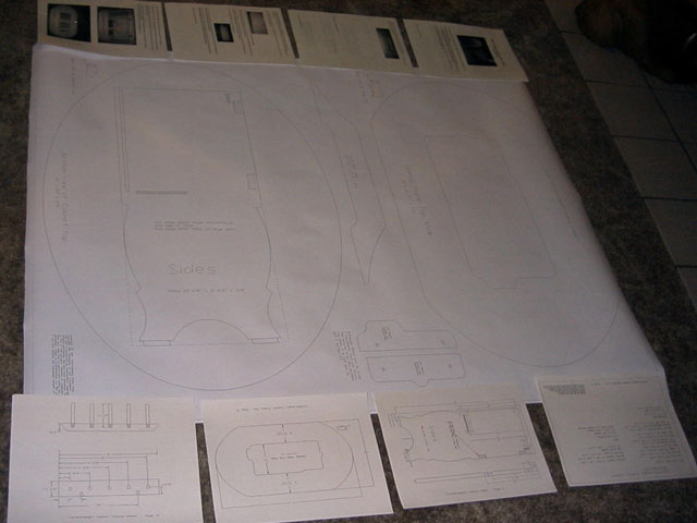 Plan Package -  Full Size Drawing, Detailed Instructions, Detailed Drawings