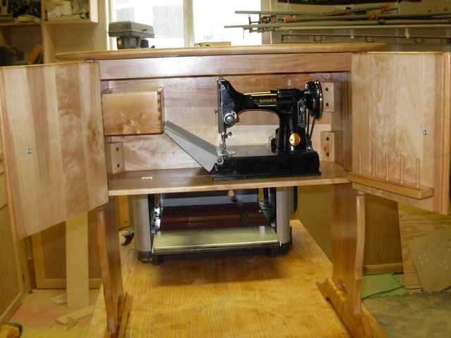 Machine Stored Inside