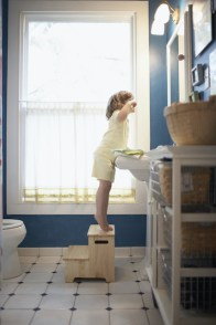 What to Do When Your Children Cause Toilet Issues