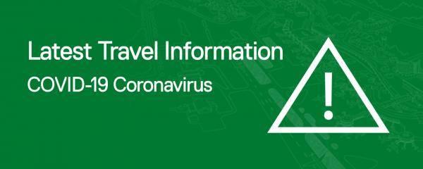 Travel update: COVID-19 Coronavirus   Brisbane Airport