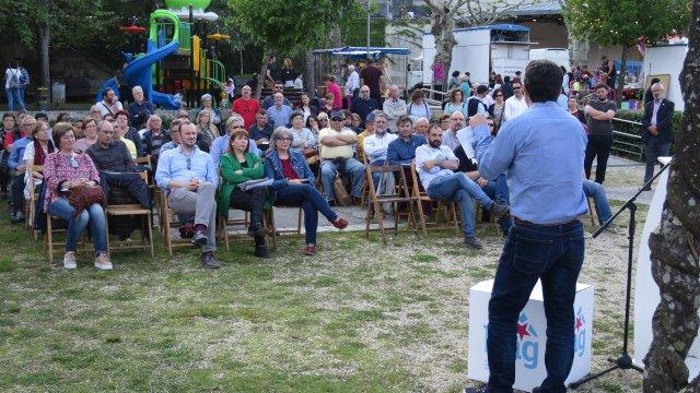 """Iago Tabarés: """"Sacarémoslle o terceiro escano ao PP para falar de Ourense no Congreso"""" Agora é o momento. Agora Galiza. Agora BNG!"""