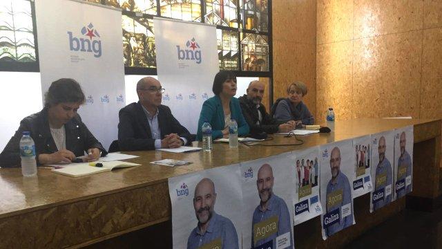 """Ana Pontón sobre o debate: """"Previsible e decepcionante como muller e como galega. Non nós representan"""""""