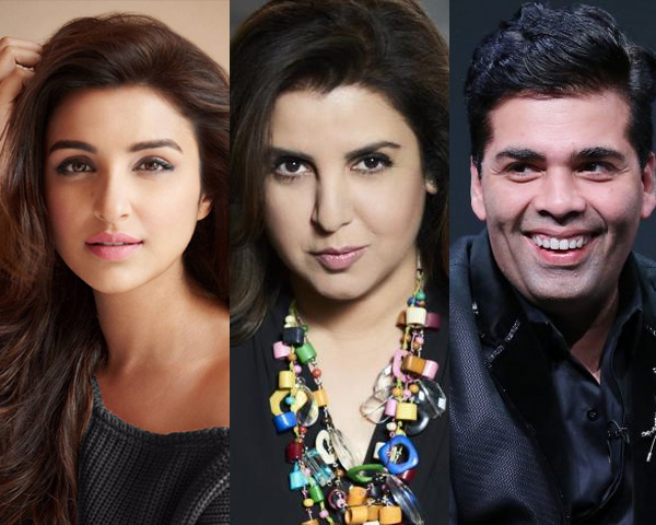 Whoa Farah Khan reveals that Parineeti Chopra gave Karan Johar a lap dance on Lip Sing Battle