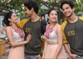 Janhvi Kapoor and Ishaan Khatter are enjoying Dhadak promotions and these pics are proof