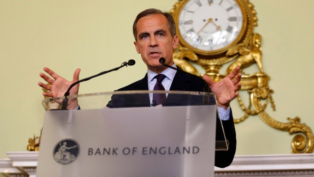 Image result for the power of mark carney in world finance