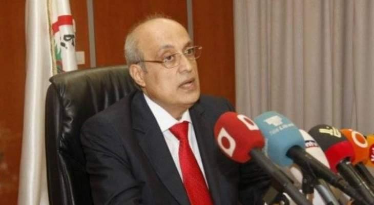 ابو شرف: نعاني من هجرة الأطباء واتصلنا بالخارج لدعمنا فربطوه بتشكيل حكومة