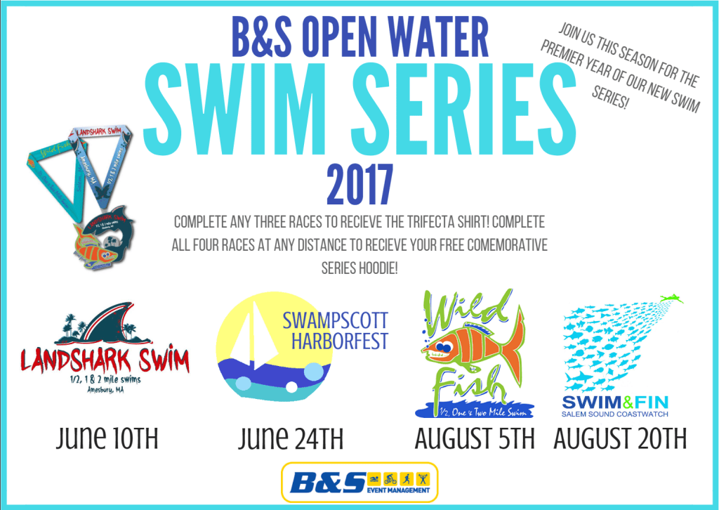 swim series card