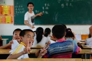 Volunteer Teacher - Jiangxi
