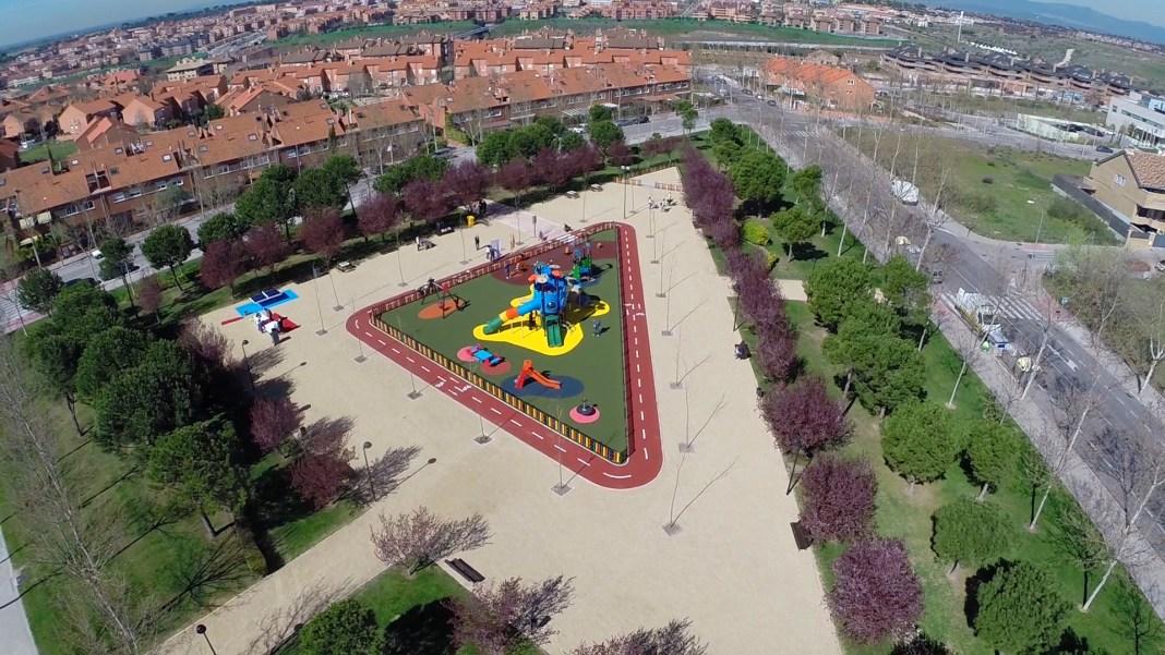 parque sofia