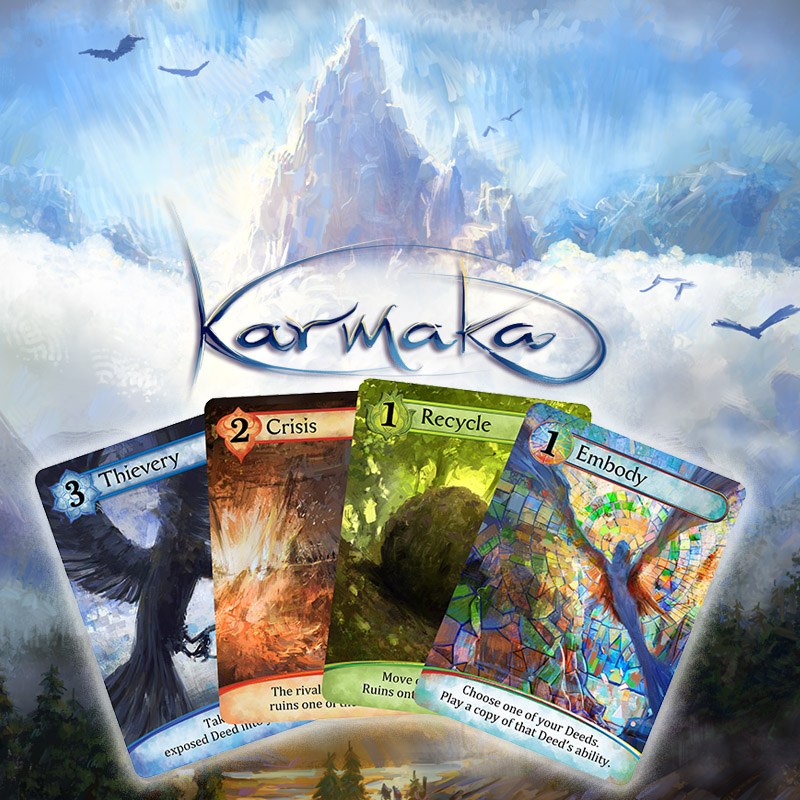 Image result for karmaka board game