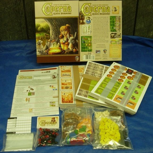 Caverna Inside The Box