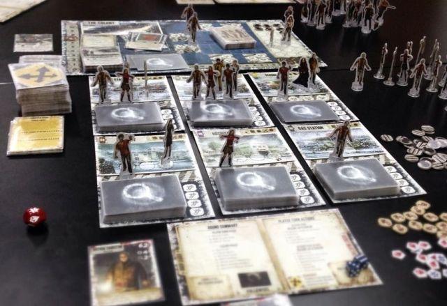 Dead of Winter Gameplay 2