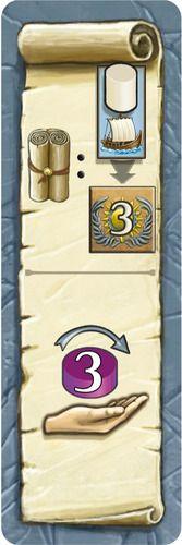 Terra Mystica Bonus card shipping value