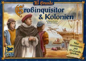El Grande Grossinquisitor und Kolonien