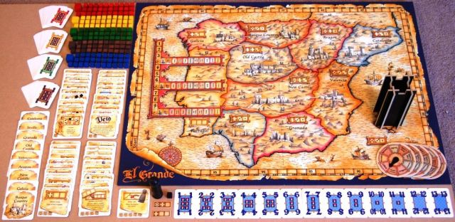 El Grande Inside The Box