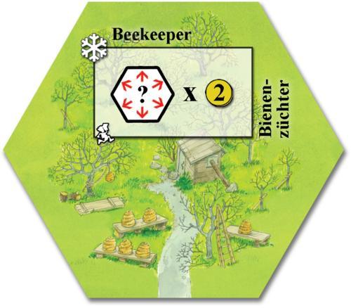 Keyflower Beekeeper