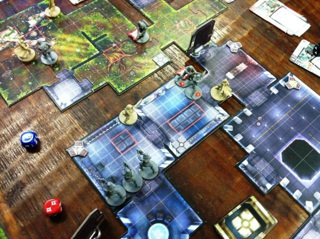 Star Wars Imperial Assault Gameplay