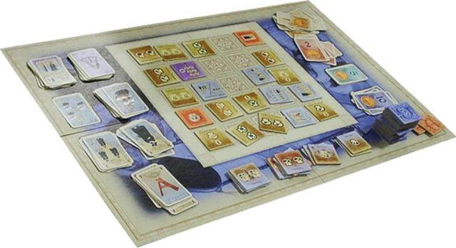 Goa - Game Board