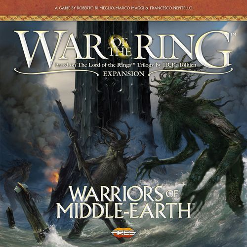 War of the Ring (Second Edition) - Warriois of Middle-Earth