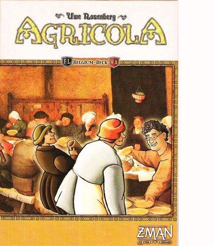 Agricola - Belgium Deck