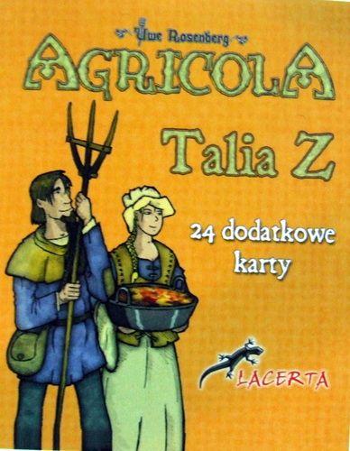 Agricola - Z-Deck
