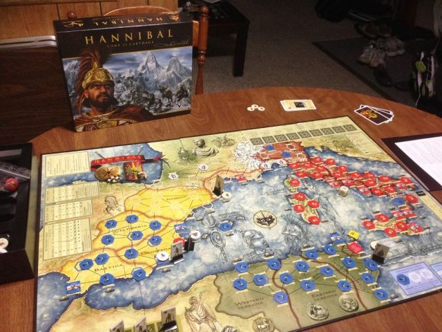 Hannibal - Gameplay