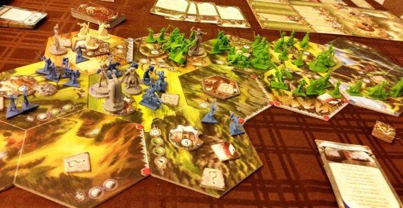 Runewars review   Board Game Reviews   Board Game King