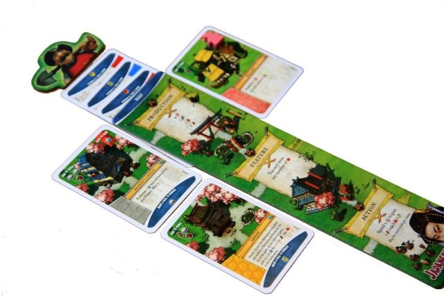 Imperial settlers - Close up