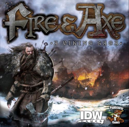 Fire & Axe - A Viking Saga