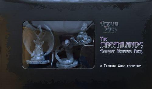 Cthulhu Wars - Dreamlands Surfaceworld Monster Expansion