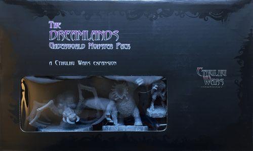 Cthulhu Wars - Dreamlands Underworld Monster Expansion