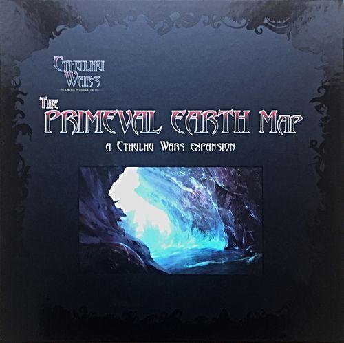Cthulhu Wars - Primeval Map Expansion