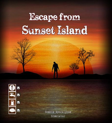 Escape From the Sunset Island