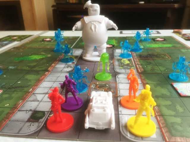 Ghostbusters The Board game - Mister Stay Puft