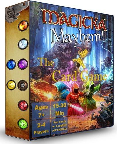 Magicka Mayhem