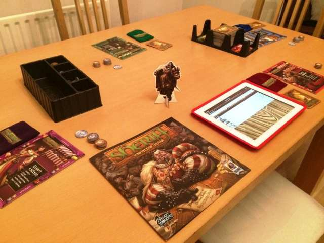 Sheriff of Nottingham - Ready to Play