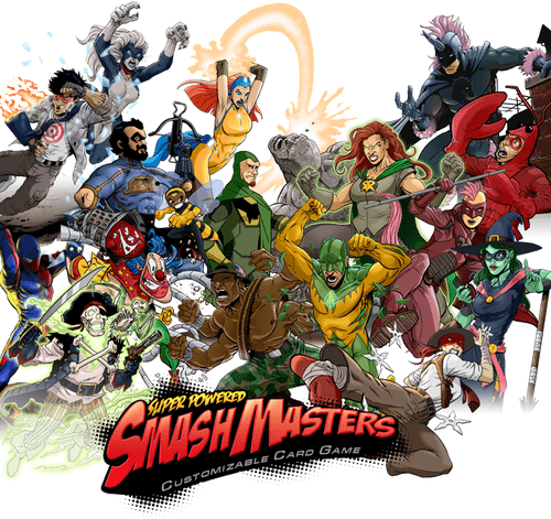 super powered smash masters
