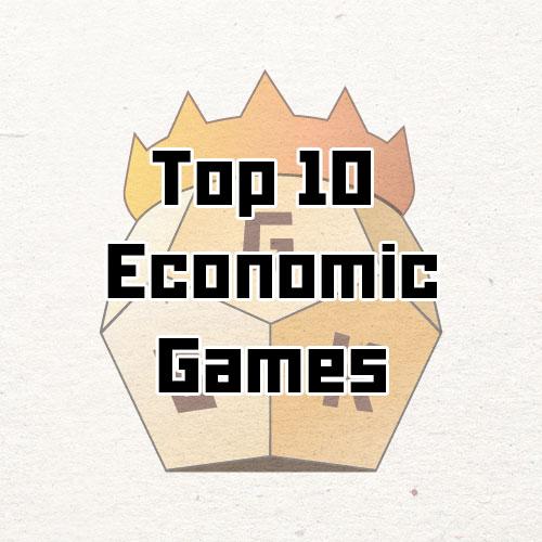 Top 10 Economic Board Games