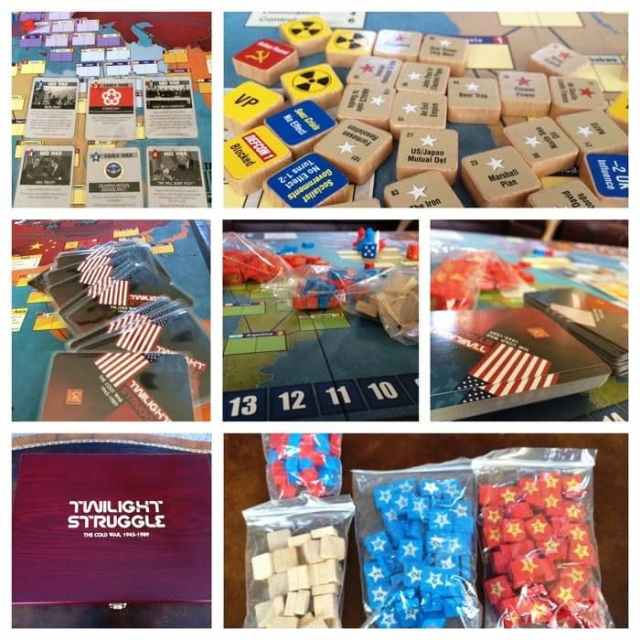 Twilight Struggle - Collector's Edition